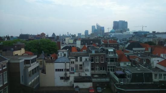 Ibis Den Haag City Centre: Room with a view