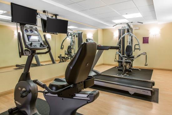 Comfort Inn & Suites East Hartford: Fitness Center