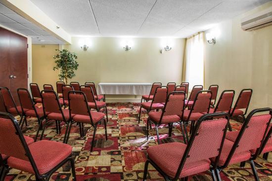 Comfort Inn & Suites East Hartford: Meeting Room
