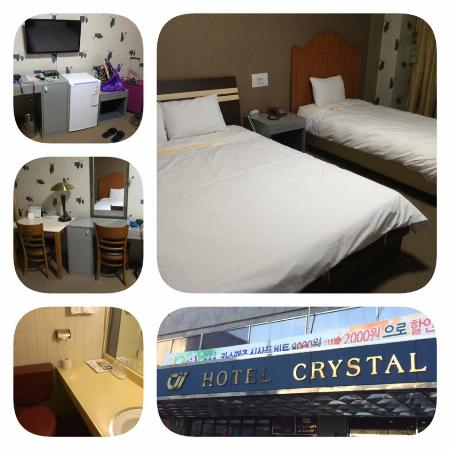 Hotel Crystal: รวมๆ