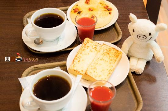 Caffe Ciao Presso, Uehommachi Station