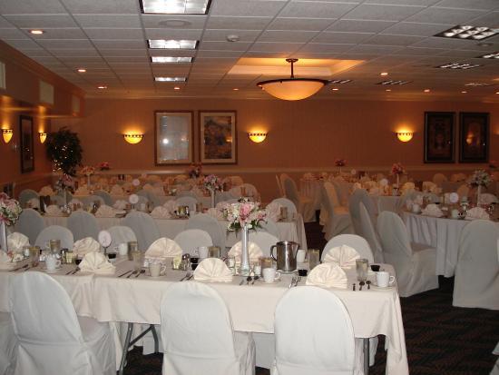 هوليداي إن جونستاون - جلوفرسفيل: Banquet Room
