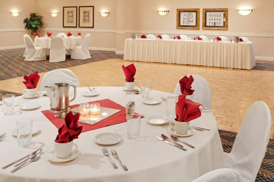 Johnstown, NY: Banquet Room