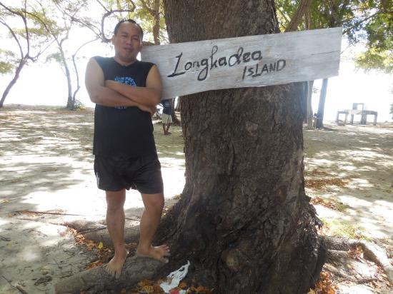 South Sulawesi, Indonesien: Narsis di Pulau Langkadea
