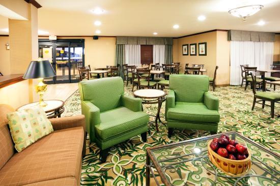 Holiday Inn Express Abingdon: Breakfast Area