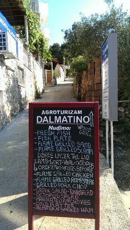 MUST visit restaurant for anyone coming to Mljet