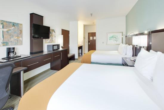 Monticello, AR: Queen Bed Guest Room