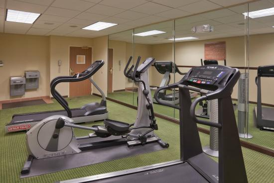 Holiday Inn Express Oxford: Fitness Center