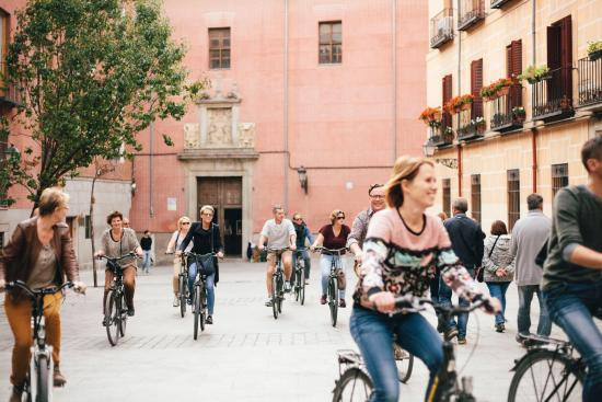 Trixi Madrid - Bike Tours: Trixi Madrid Bike Tour