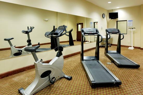 Sylacauga, ألاباما: Fitness Center