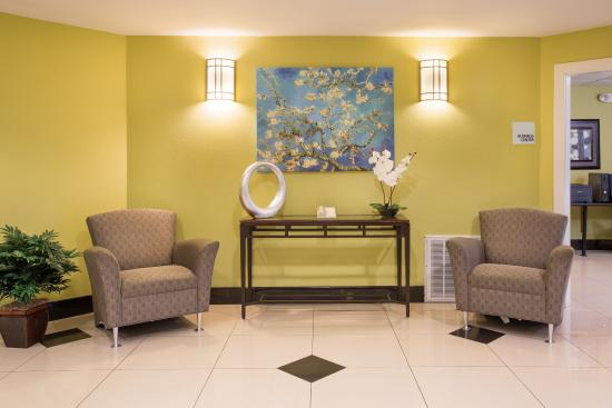 Tell City, Ιντιάνα: Hotel Lobby