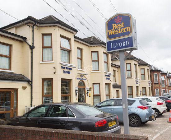 Ilford Hotel Best Western