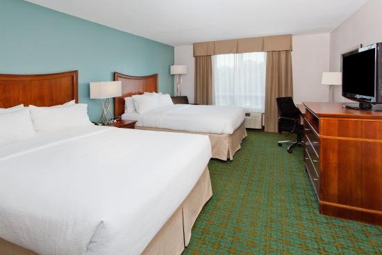 Holiday Inn Brunswick-I-95 (Exit 38): Guest Room