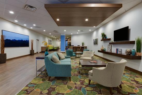 วิลก์โบโร, นอร์ทแคโรไลนา: Hotel Lobby