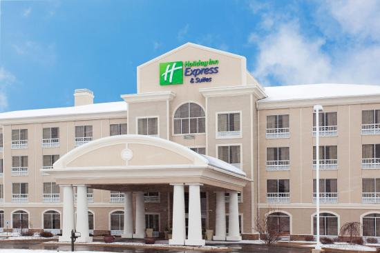 ‪Holiday Inn Express Hotel & Suites Rockford - Loves Park‬