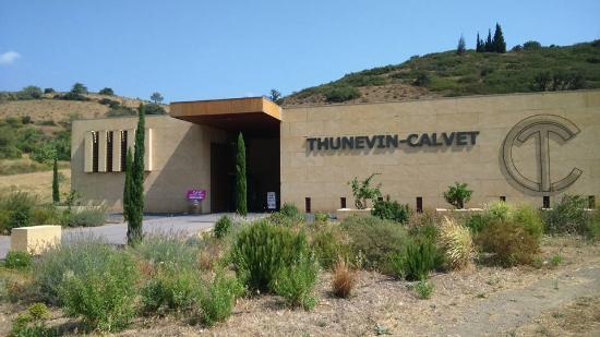 Domaine Thunevin Calvet