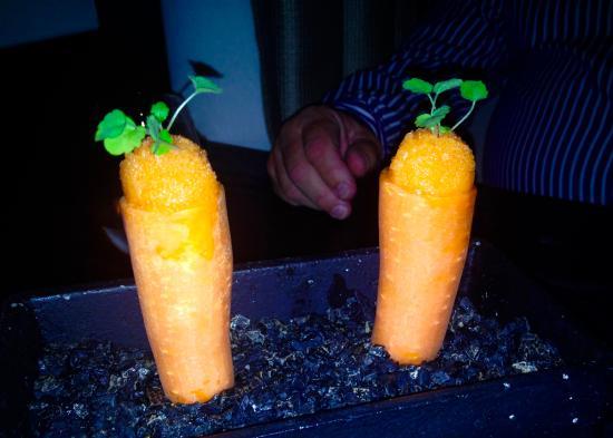 Funky Gourmet : Sorbet...Mojito....glorious