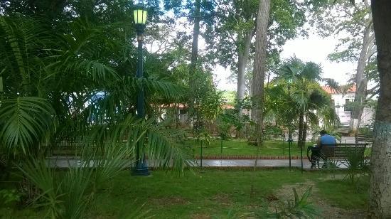 写真Plaza Simon Bolivar枚
