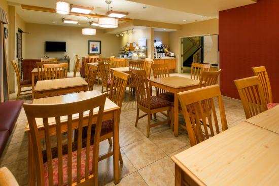Holiday Inn Express Grants Pass: Breakfast Area