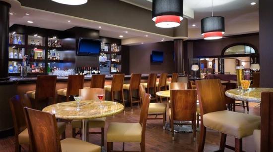 Modesto, كاليفورنيا: Lobby Lounge
