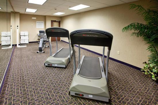 Ada, OK: Fitness Center