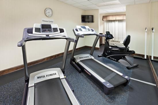 Holiday Inn Express Hotel & Suites Dillsboro: Enjoy a work out in our 24 hour Fitness Center