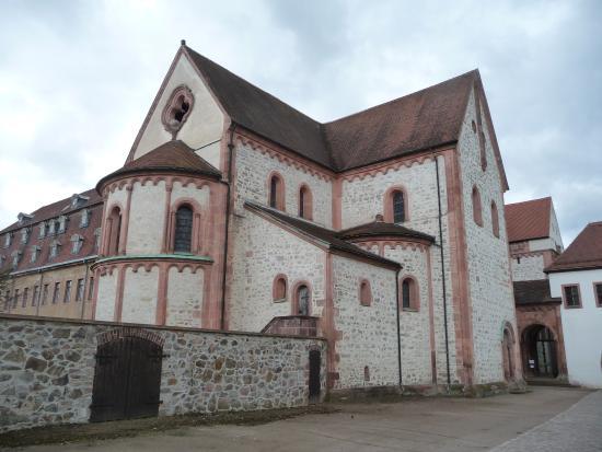 Benediktinerkloster Wechselburg
