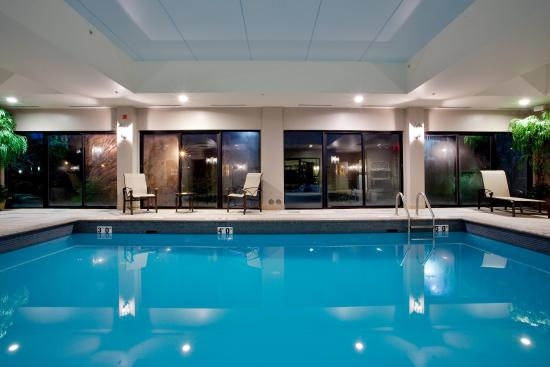 Holiday Inn Express & Suites Newport News: Any season is a good reason to enjoy our indoor heated pool.