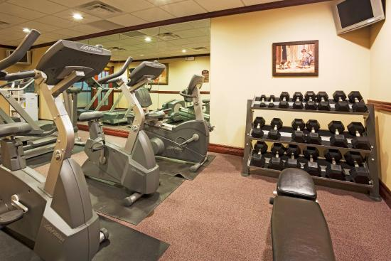 Holiday Inn Express Hotel & Suites Wausau: Fitness Center