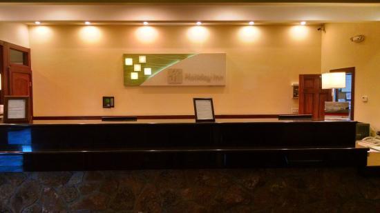 Holiday Inn Vail: Front Desk