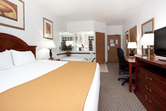 Eagle, Kolorado: Jacuzzi King Bed Suite