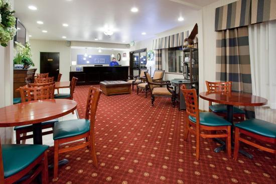 Eagle, Kolorado: Hotel Lobby