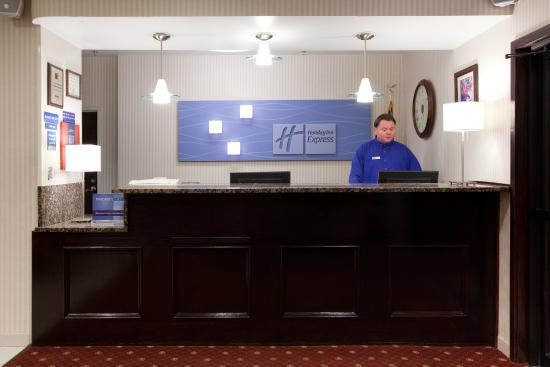 Eagle, Kolorado: Front Desk