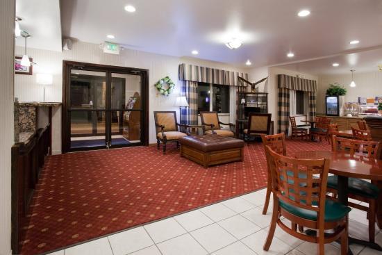 Eagle, CO: Hotel Lobby