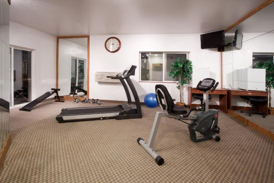 Eagle River Lodge: Fitness Center