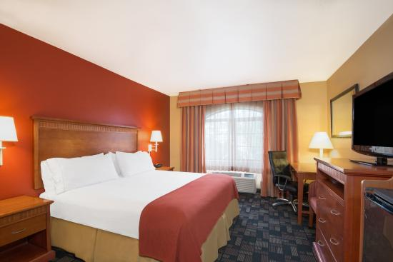 Holiday Inn Express Prescott: Comfortable King Guest Room