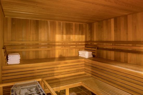Holiday Inn Express Prescott: Our Sauna is a great way to relax and unwind