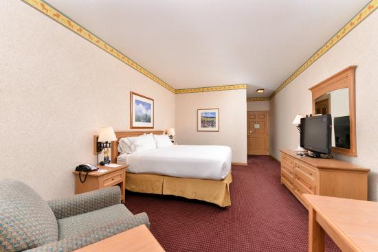 Holiday Inn Express & Suites Elko King Bed Room