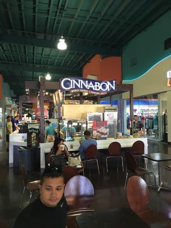 Cinnabon Guam
