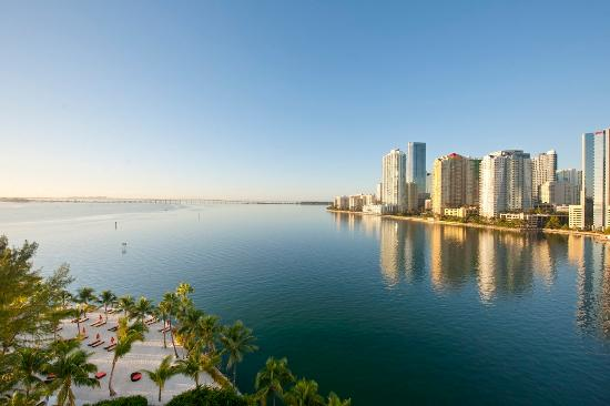 Mandarin Oriental, Miami: Water and City View