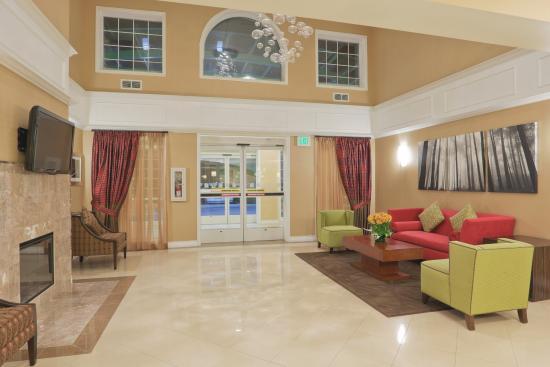 San Mateo, Καλιφόρνια: Hotel Lobby