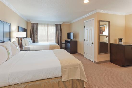 San Mateo, Καλιφόρνια: Double Bed Guest Room