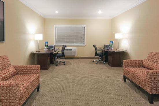 Holiday Inn San Mateo-San Francisco SFO: Business Center