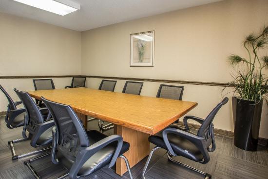 Quality Inn: Meeting