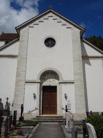 Eglise d'Undervelier