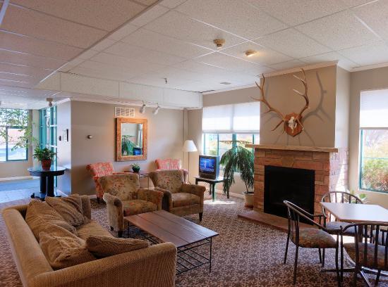Great Falls Inn by Riversage: Lobby