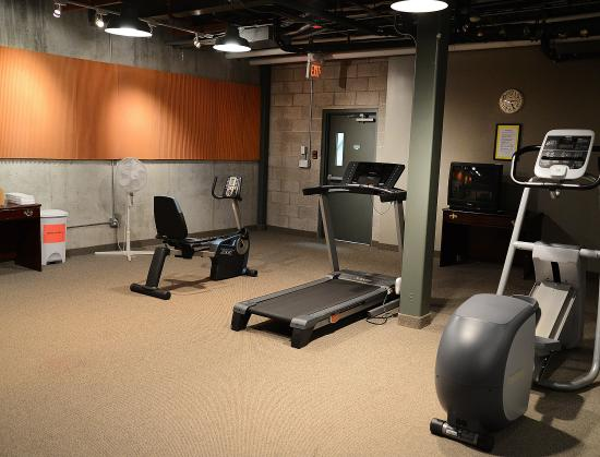 Great Falls Inn by Riversage: Free Fitness Room