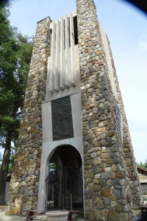 Rindge, NH: Bell tower