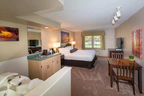 Egg Harbor, WI: Getaway Room