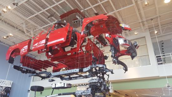 Tripadvisor Toyota Plant Tour